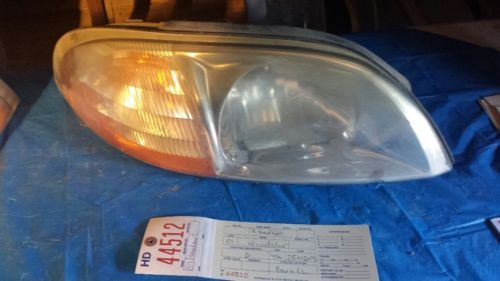 "2001-2003 Ford Windstar Right Headlight Assembly.  OEM.  Used.  Good to Fair condition.  Asking $60.00  Quality Auto Salvage 14955 Westwoods Rd. Wright City, MO 63390 1(800)483-8921 qualityautosalvage.com ""LIKE"" us on Facebook! Follow us on Twitter ""at"" Salvage_Quality"