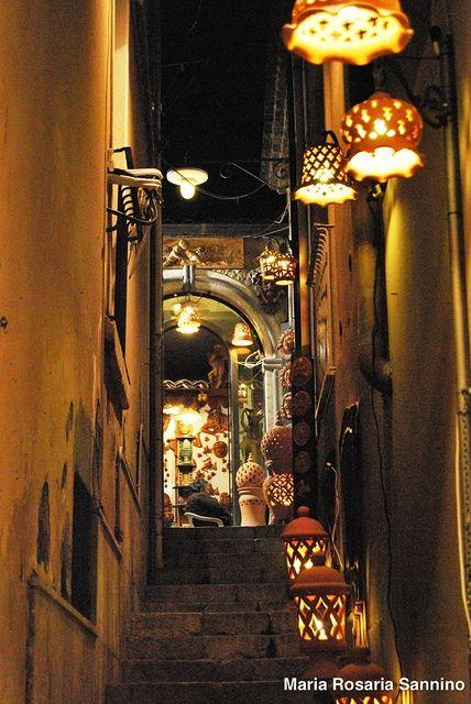 Taormina, Sicily..