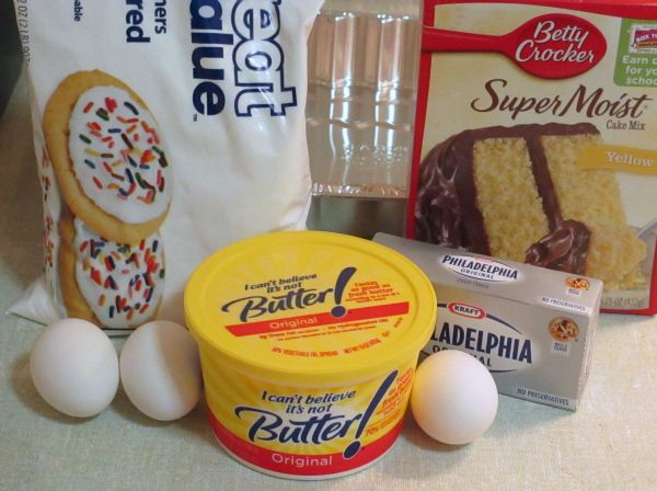 Baking with I Can�t Believe It�s Not Butter! � Gooey Butter Cake
