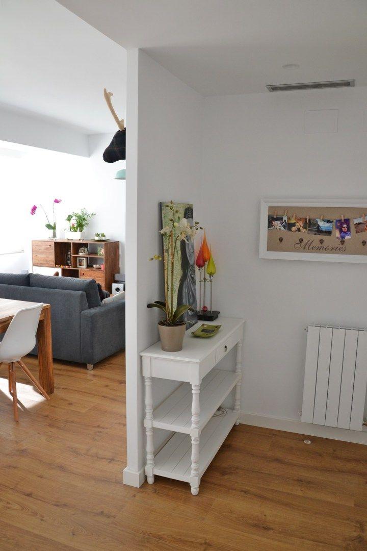 hogares de nuestros lectores – piso en zaragoza | diseño nórdico