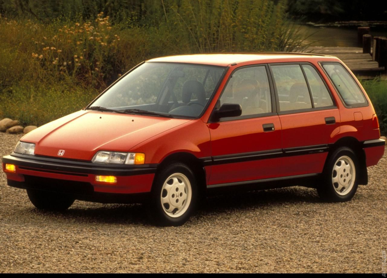 1990 honda civic awd wagon i almost bought one of these is that good or bad civic. Black Bedroom Furniture Sets. Home Design Ideas