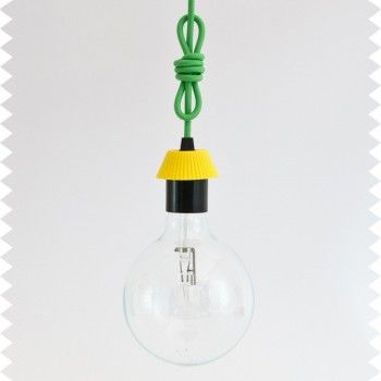 Cool Knot   Hanging Lamp With Cable Of Your Choice   Cablelovers
