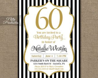 80th birthday invitations black gold glitter 80 year invitation 80th birthday invitations black gold glitter by niftyprintables filmwisefo