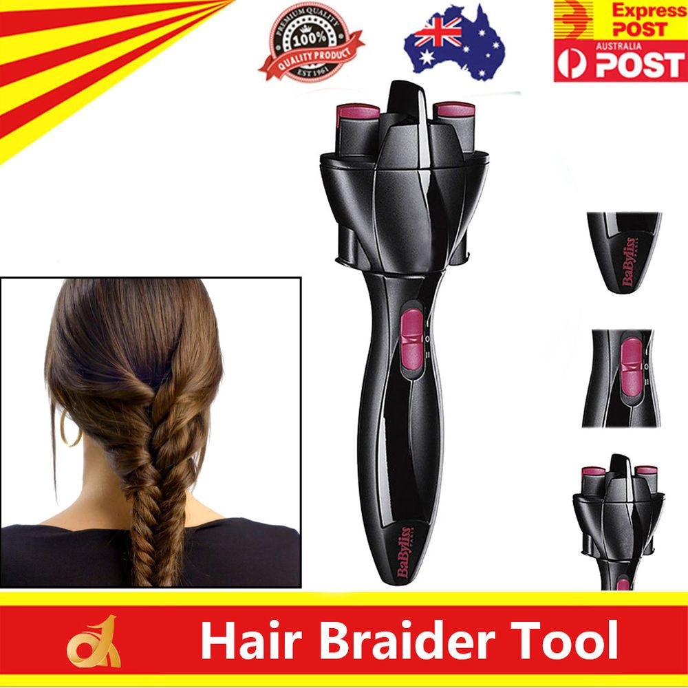 Electronic Automatic Hair Braider DIY Hair Twist Hairstyle Tool