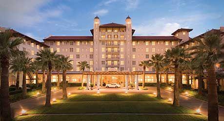Hotel Galvez Spa A Wyndham Grand Hotel Galveston Galveston