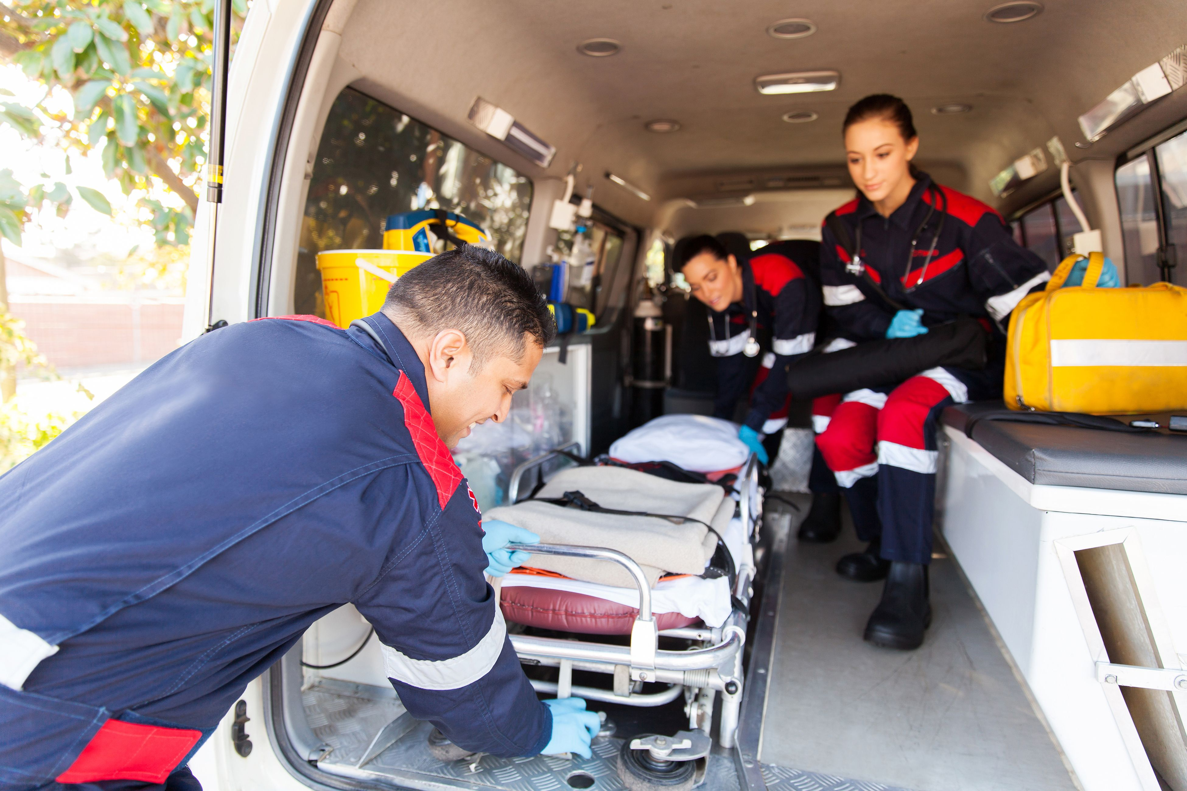 Experience as paramedic could lead to canadian