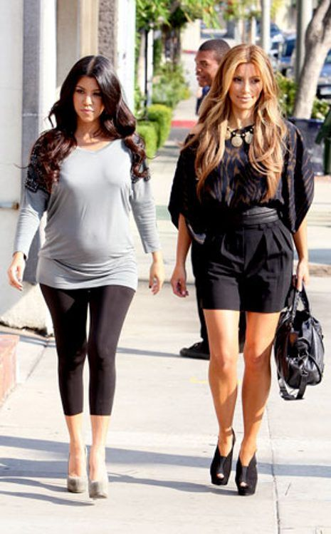 Cute Pregnant Oufit Look Embarazada Moda Para Embarazadas