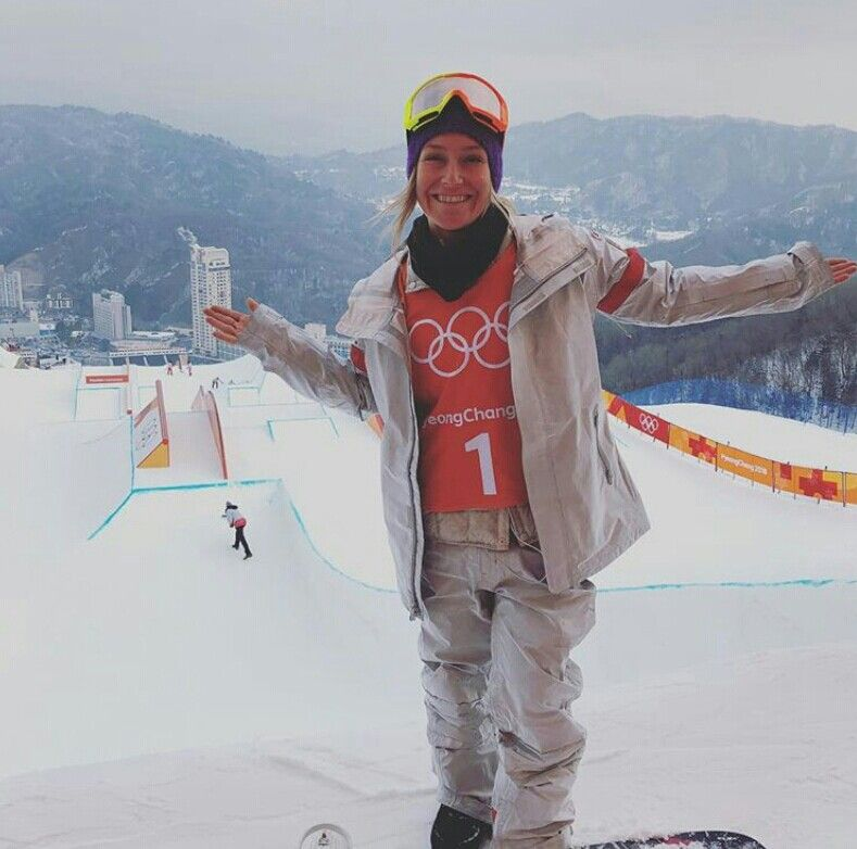 Jamie Anderson #PyeongChang | Winter olympic games, 2018 ...
