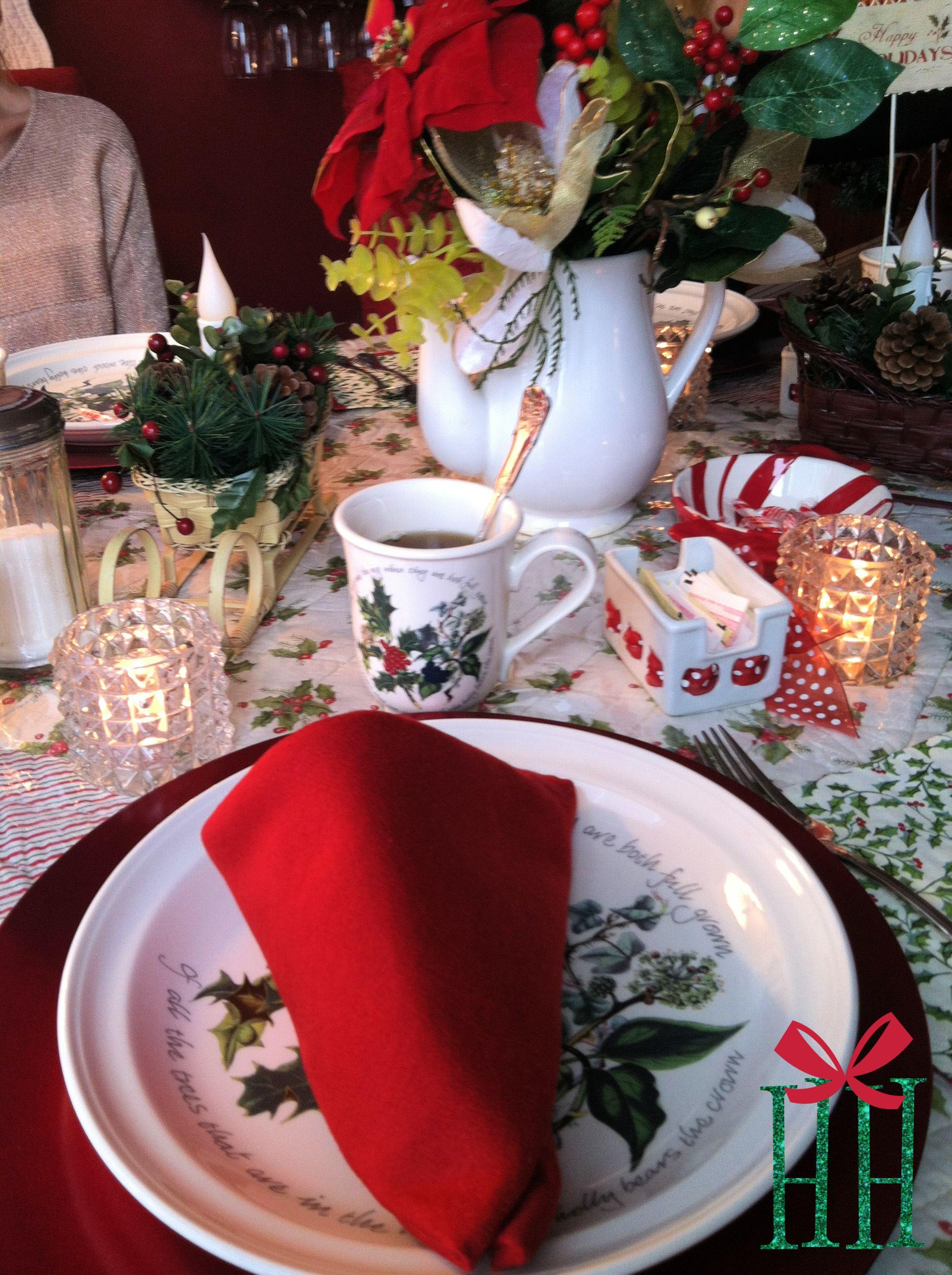 Christmas Memories in 2020 Christmas table settings