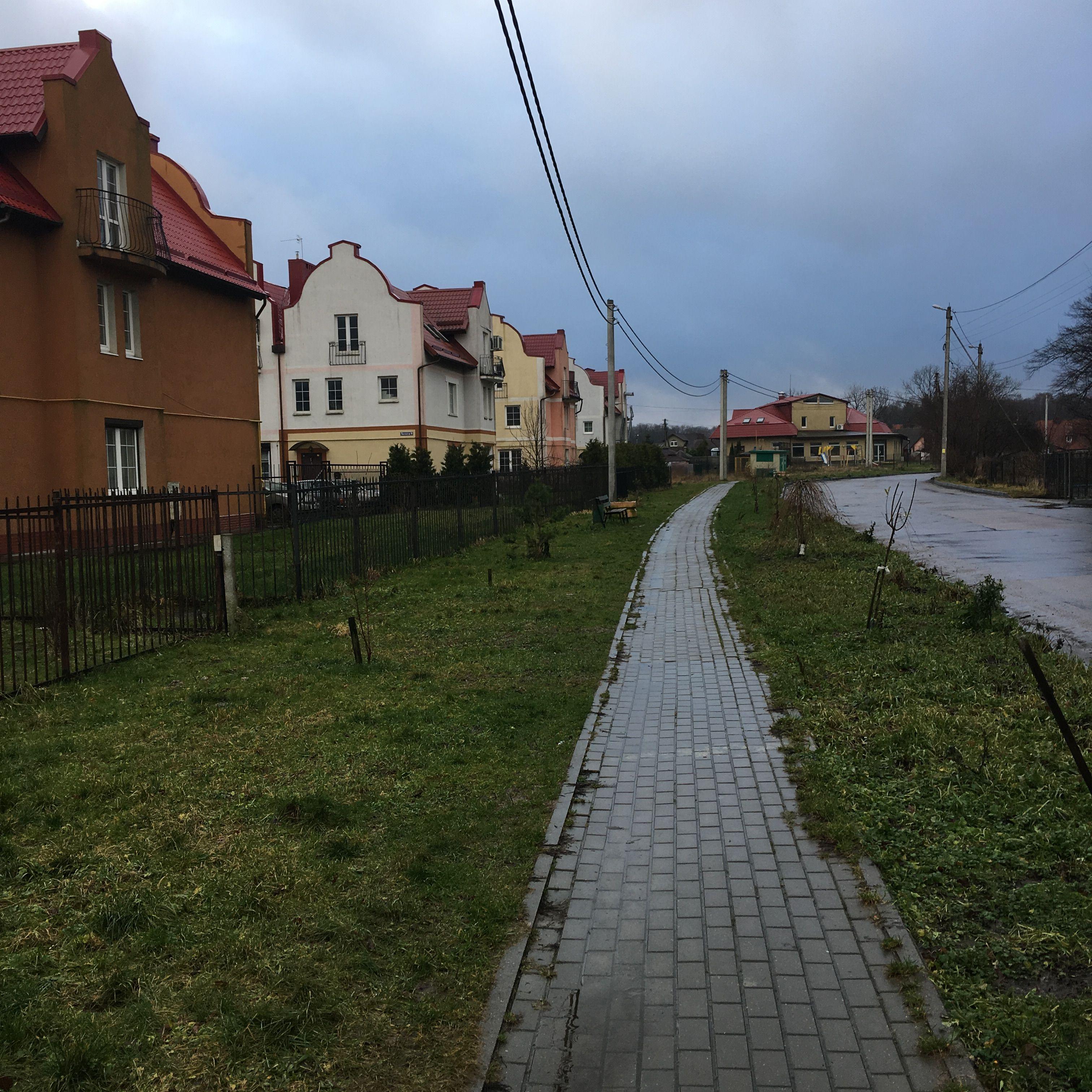Пешая прогулка Пионерский - Светлогорск