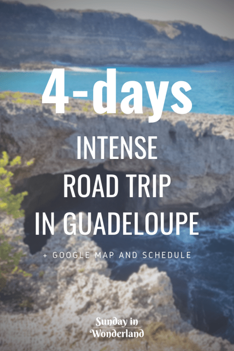 Car Rental In Guadeloupe The Best Way To See The Island In 4