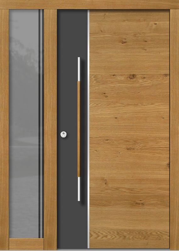 Photo of Inngangsdører i tre MODERN, modelloversikt