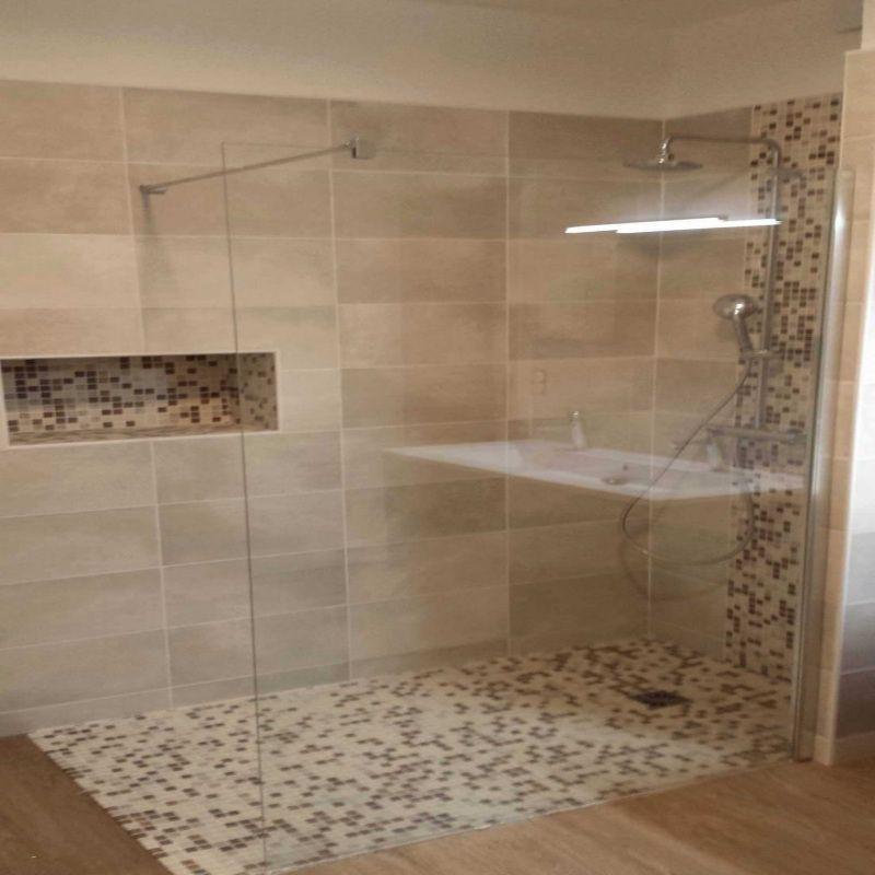 20 Carrelage Salle De Bain Joint Noir 2019 Bathrooms Remodel Guest Bathroom Bathroom