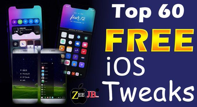 Top 60+ Best Free Cydia jailbreak Tweaks & Links, (link