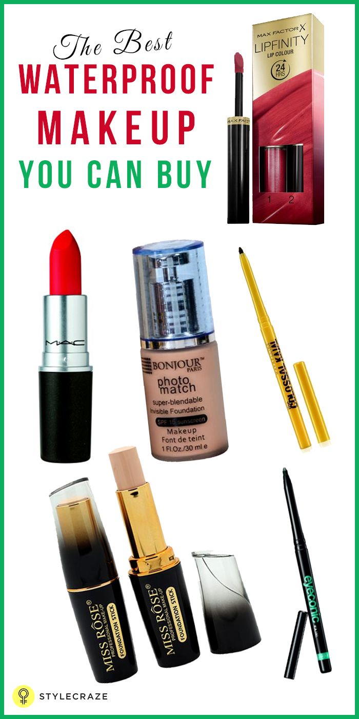 f4dae1f9056 6 Best Waterproof Makeup Products To Use While Swimming | Beauty ...