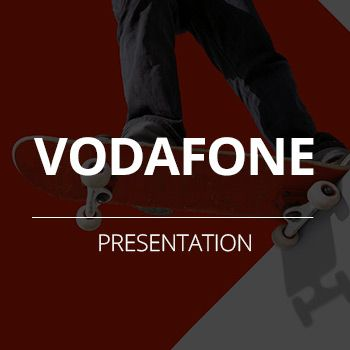 Vodafone Sales Presentation  Vodafone Design    Sales