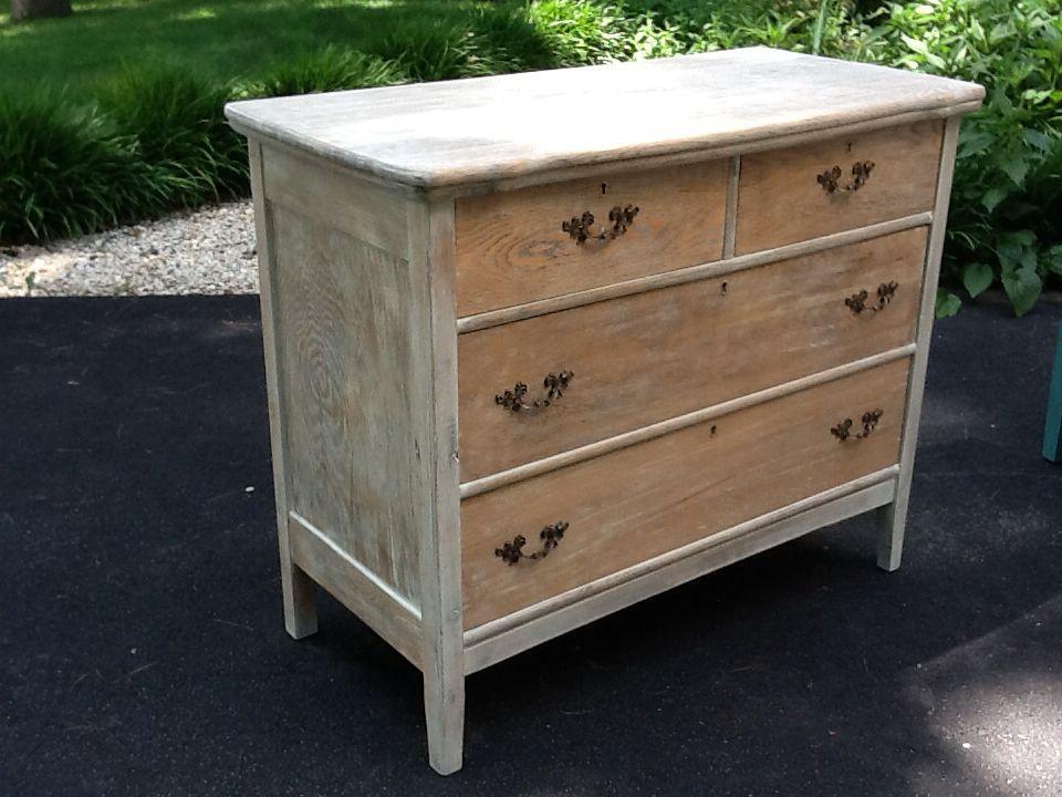 White Washed Oak Dresser Oak Dresser White Washed Oak Furniture Rehab