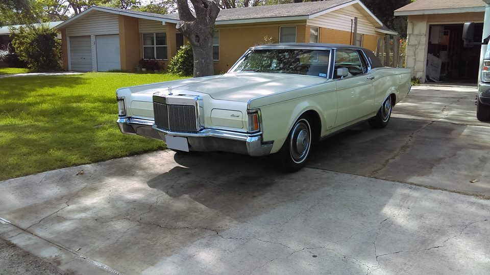 1970 Lincoln Continental Mark III (TX) - REDUCED $11,000!!! Please ...