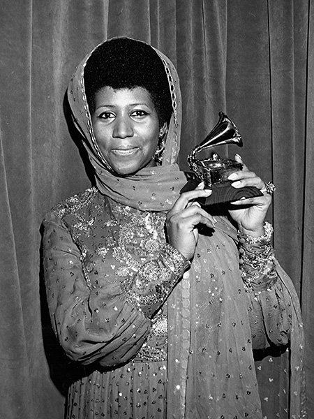 Grammys The Greatest Moments Aretha Franklin Soul Singers