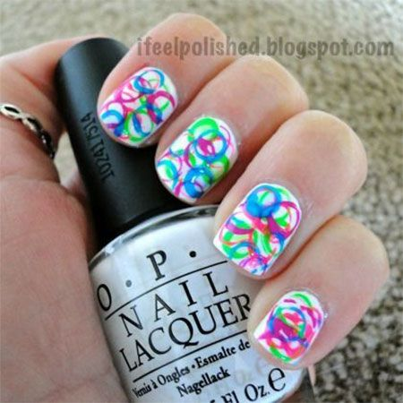 Nail Art Design 2014 Summer