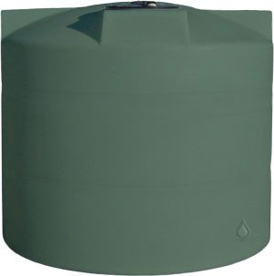 1000 Gallon Above Ground Vertical Water Tank Rainwater Collection And Stormwater Management Rain Water Collection Water Tank Water Storage Tanks