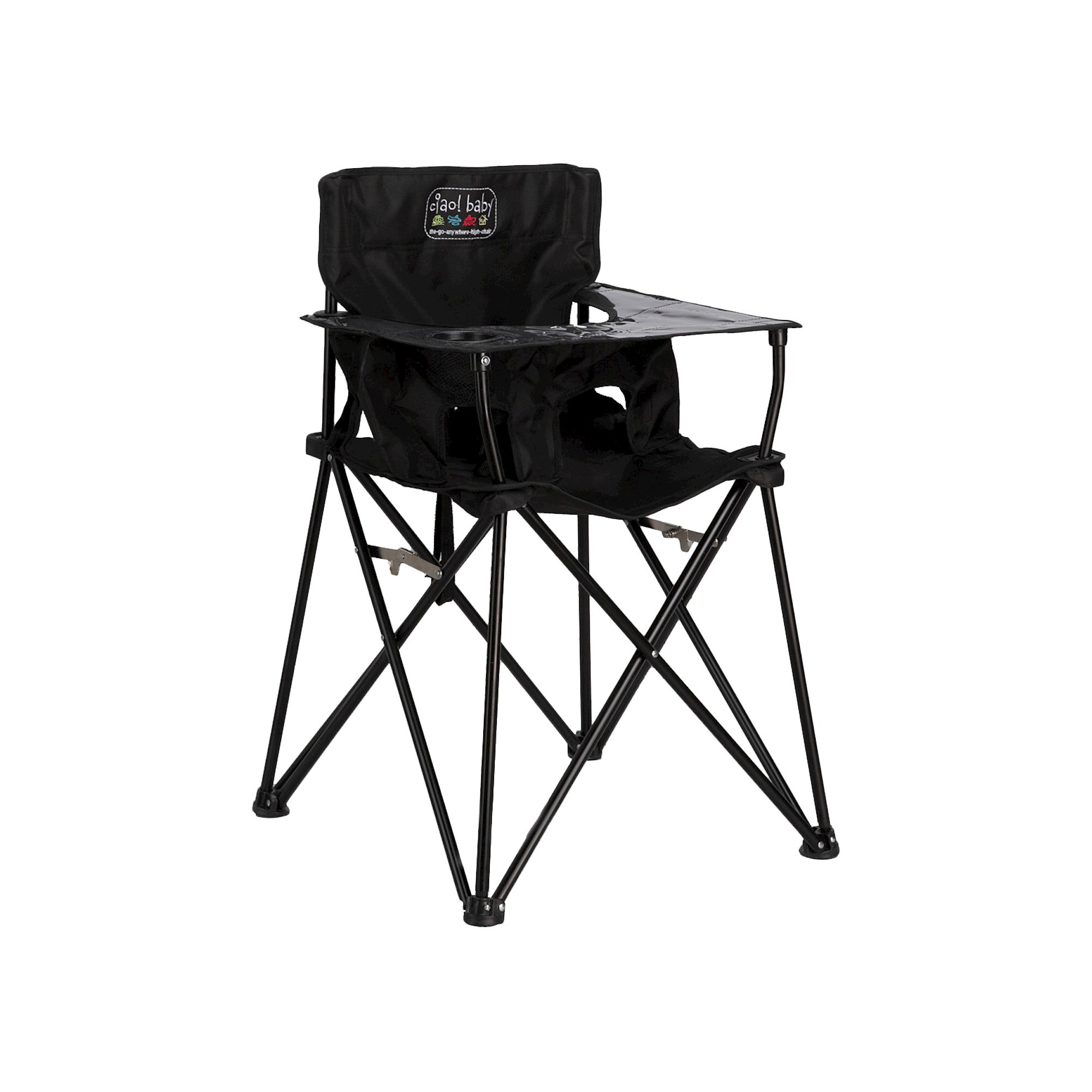 Ciao Baby Portable High Chair Black Travel High Chair Best
