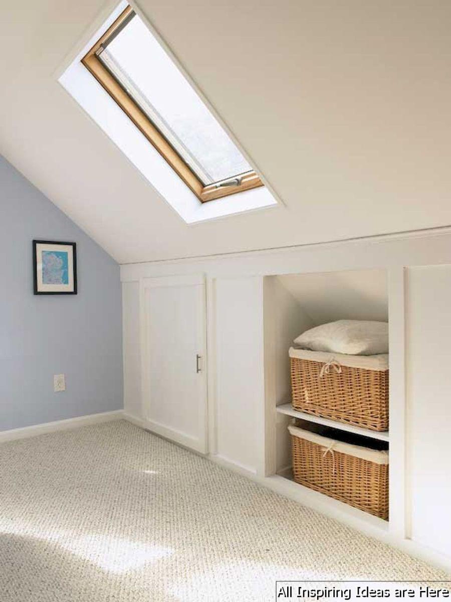 0044 Stunning Loft Bedroom Design Ideas
