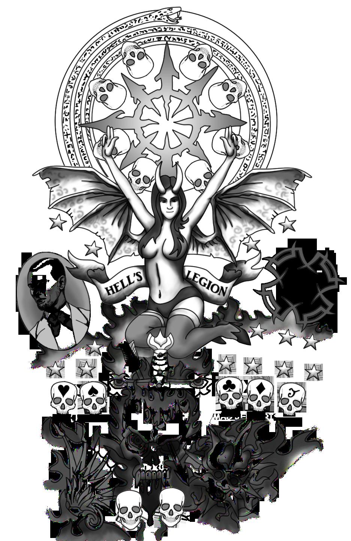 Transparent Tattoo Designs Tumblr Francis tattoos right