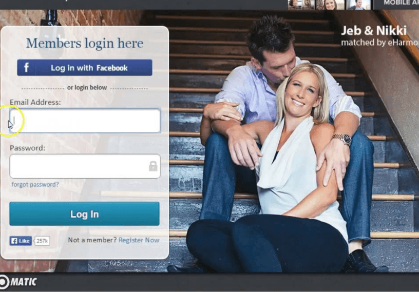 Eharmony Login Dating Site Rewards Credit Cards Cash Rewards Credit Cards