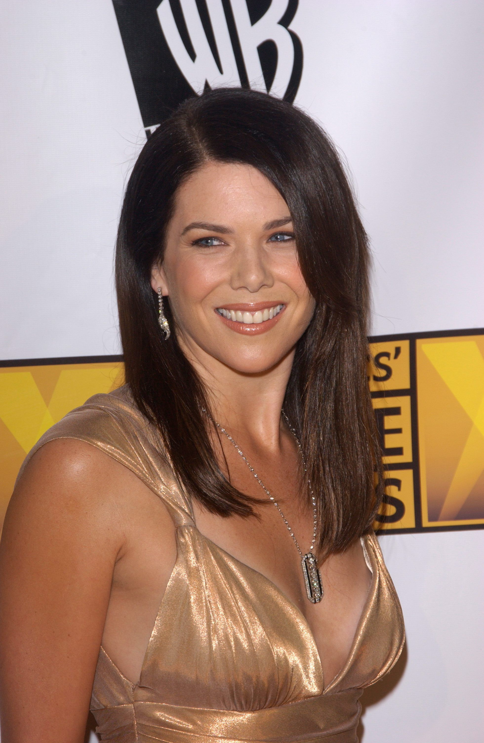lauren graham late night