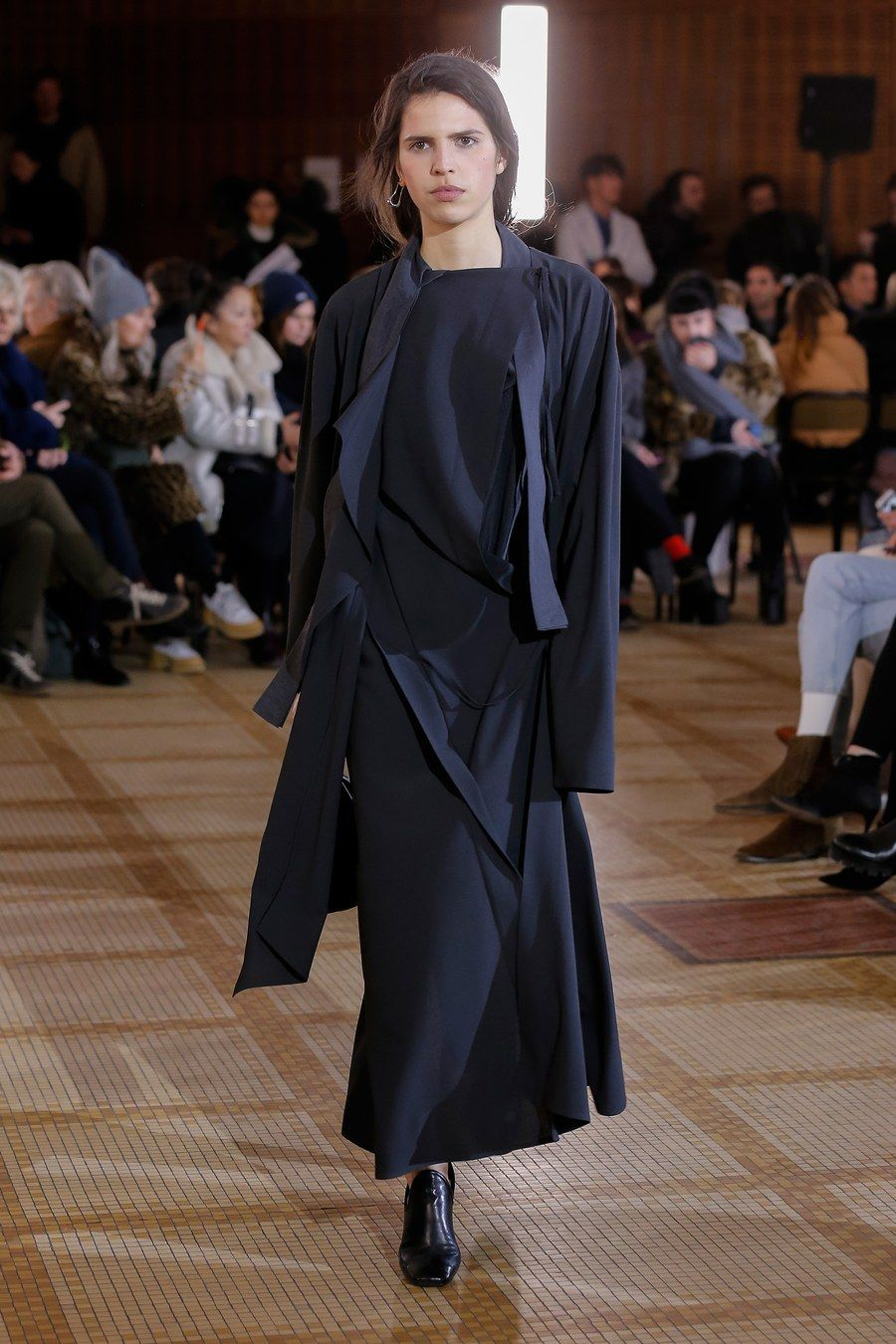 Lemaire christophe fall runway review