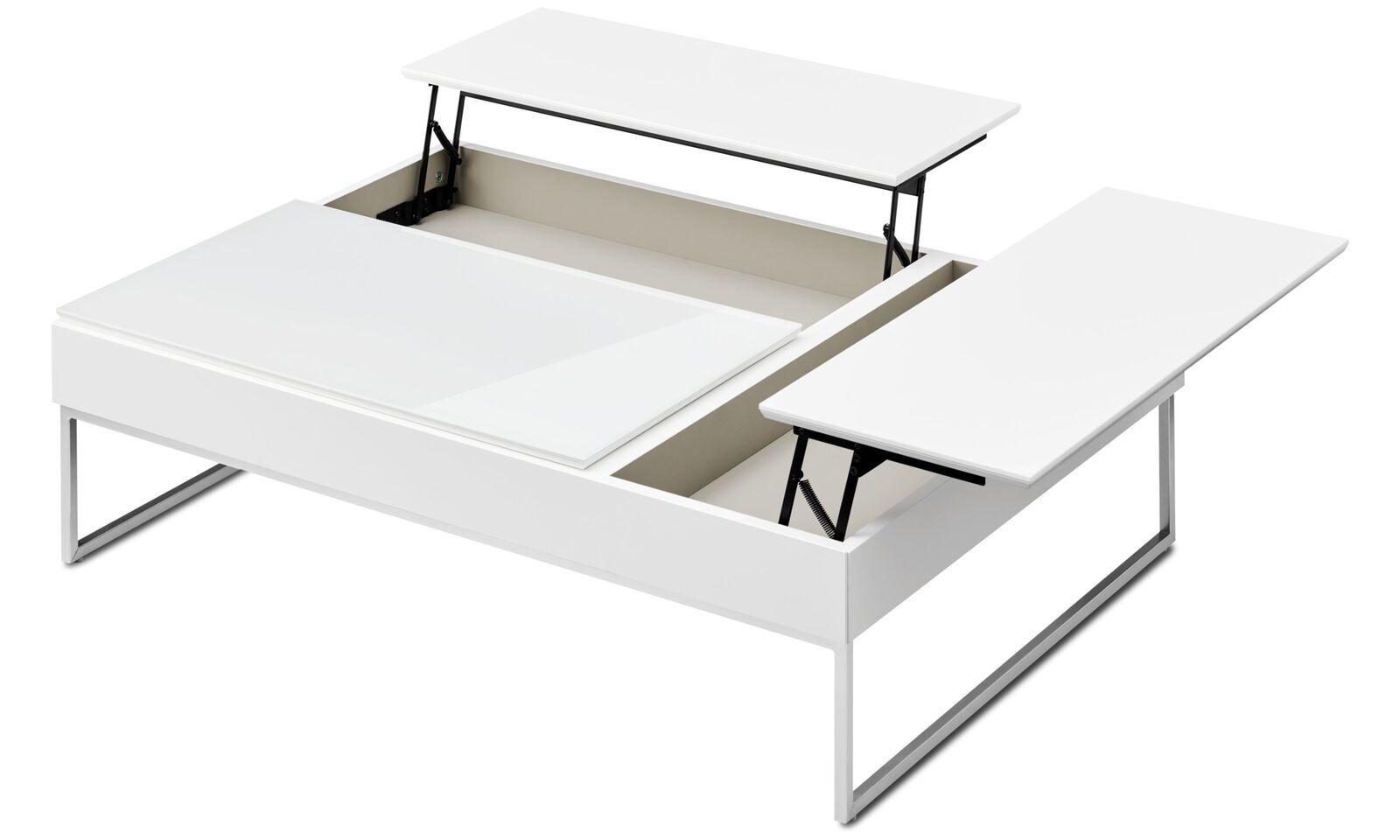 Coffee Tables Chiva Functional Coffee Table With Storage Rectangular White Lacquered Sovremennye Stoliki Zhurnalnyj Stolik Stoliki [ 960 x 1600 Pixel ]