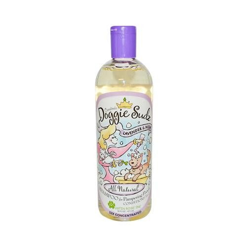 Austin Rose Caroline S Doggie Sudz Shampoo For Pampering Pooch