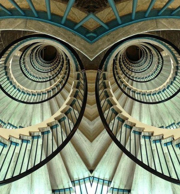 101 moderne Treppen erscheinen als Blickfang in Ihrer ...