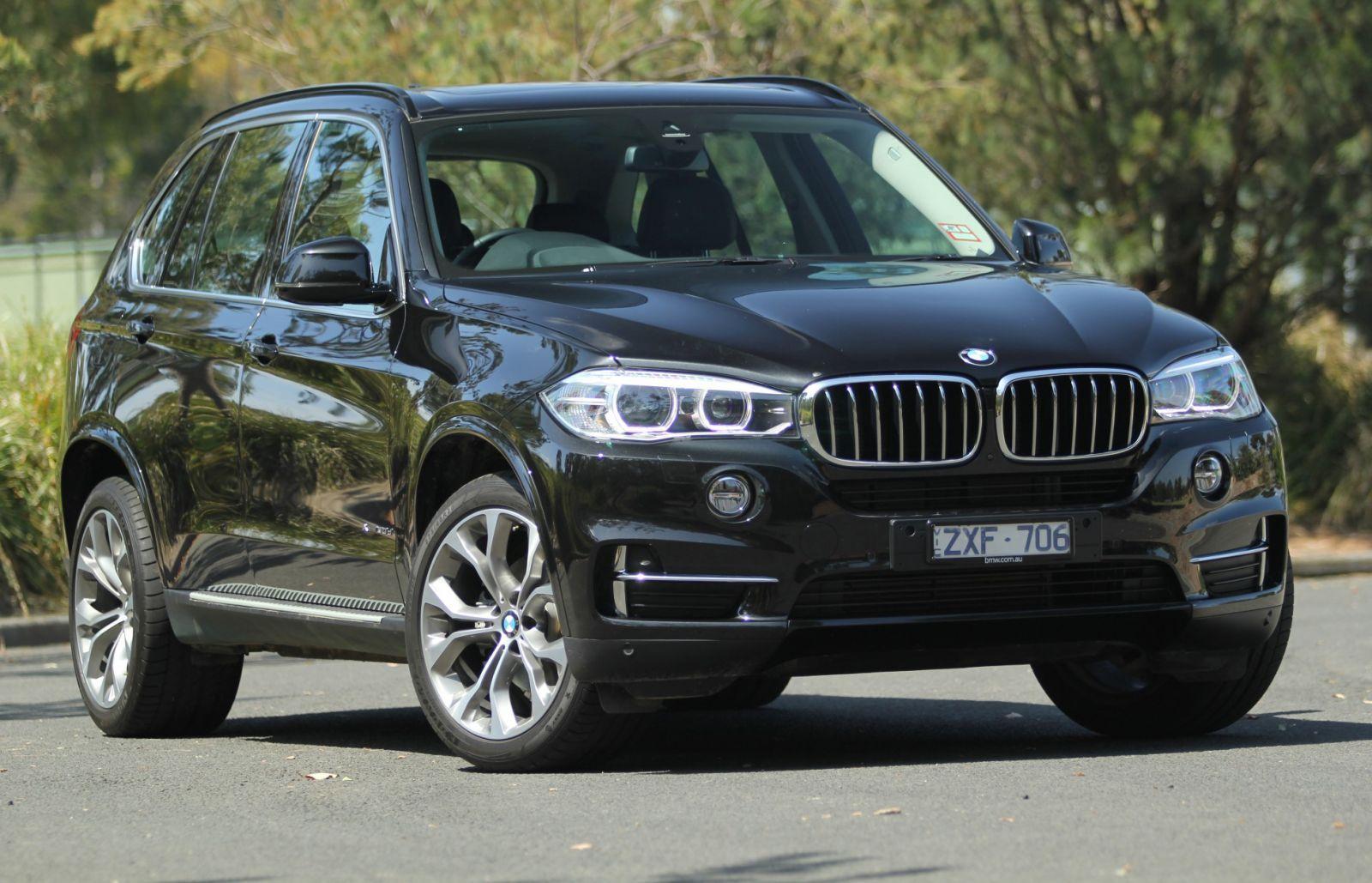 BMW SUV X5