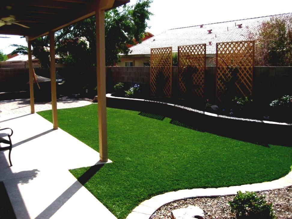 cheap small backyard way to landscape april my idea s page landscaping ideas design and cooper