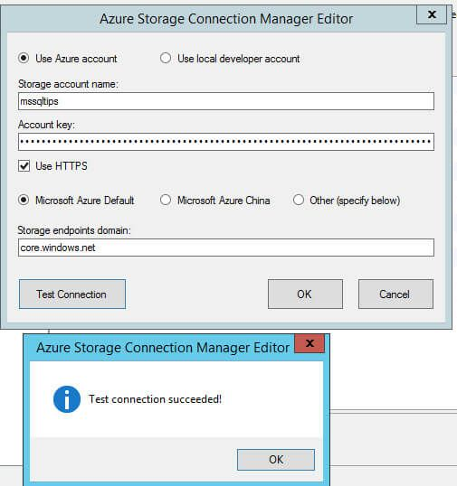 Tip of the Day - How to import data from Azure Blob Storage