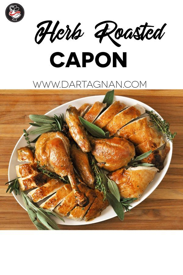 Photo of Herb Roasted Capon