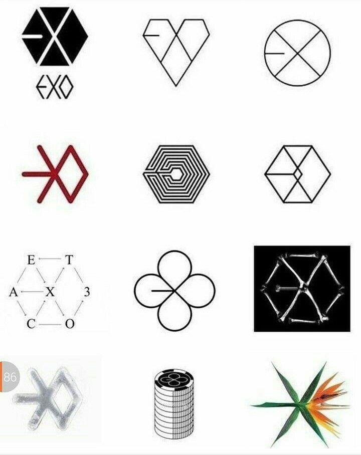 74+ Gambar Simbol Exo Paling Bagus