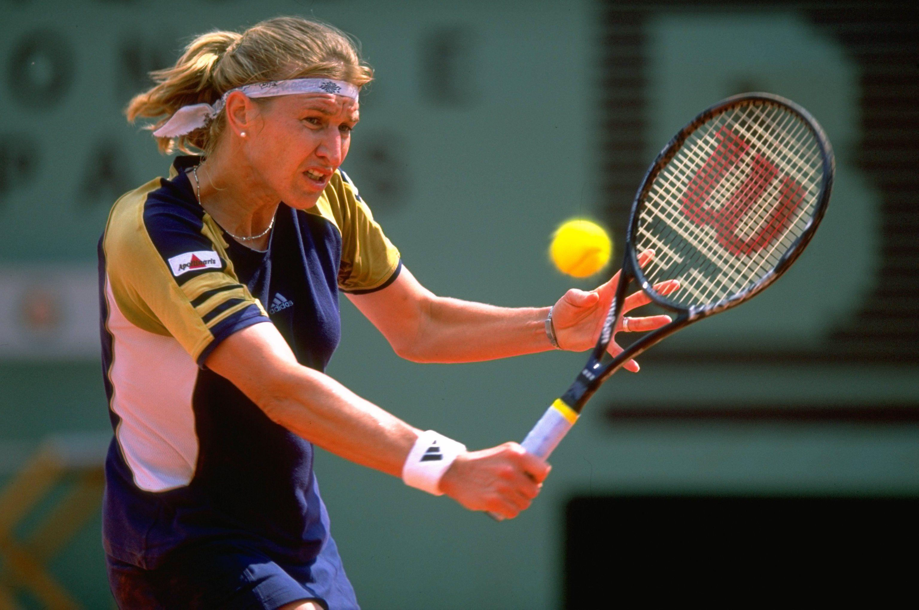 Steffi Graf Roland Garros 1999 Wimbledon Atletizm Tenis