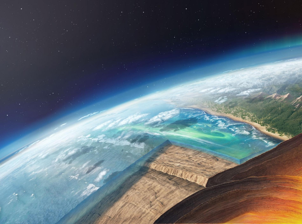 A Tectonic Plate May Have Peeled Apart And That Could Shrink The Atlantic Ocean Plate Tectonics Atlantic Ocean Ocean
