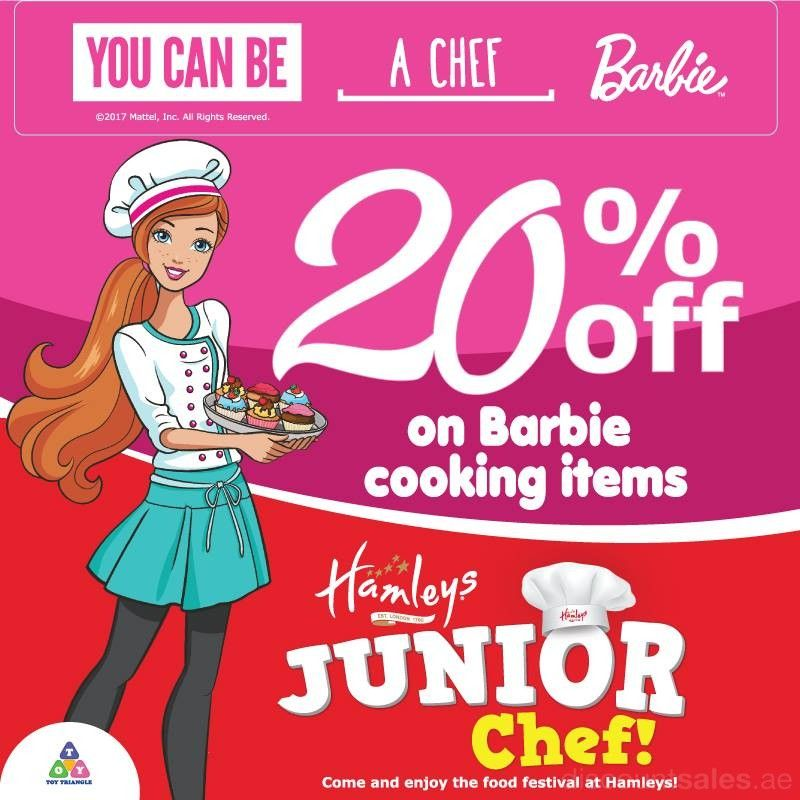 Hamley S Junior Chef Fantastic Offers