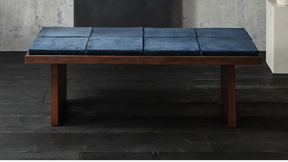 Bento Coffee Table With Eight Cushions Sold Out Velvet