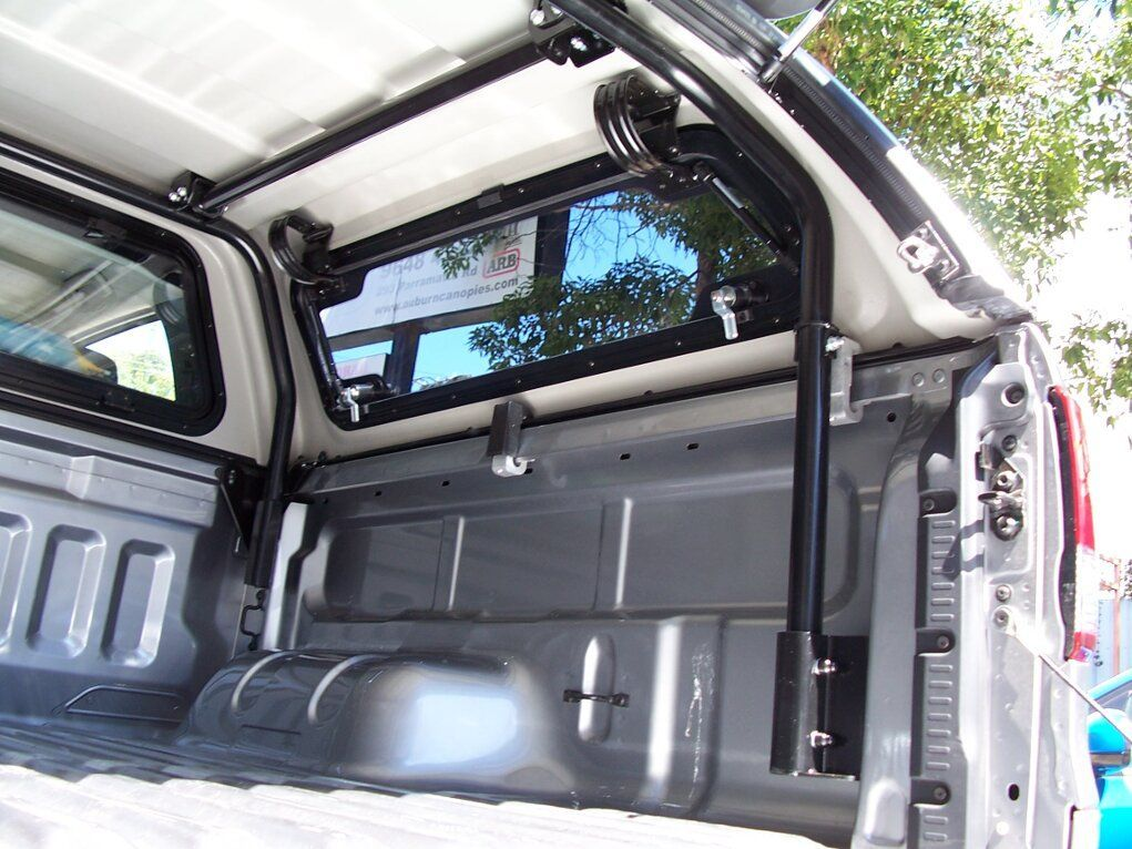 Aeroklas Stylish Canopy For Ford Px Ranger Raptor Ute 10 11 On