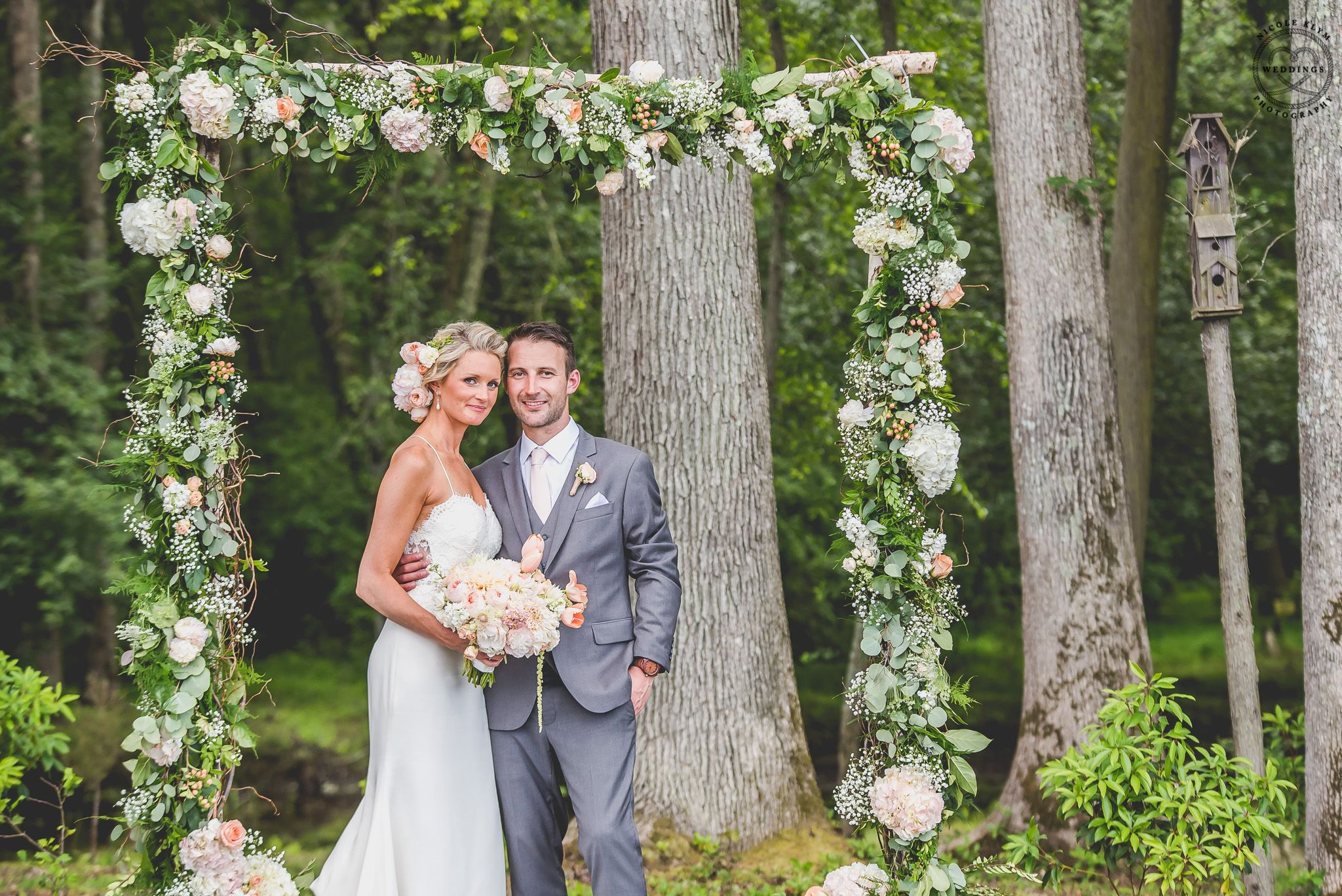 Rustic Farm Weddings at DiMeo Farms with the most ...