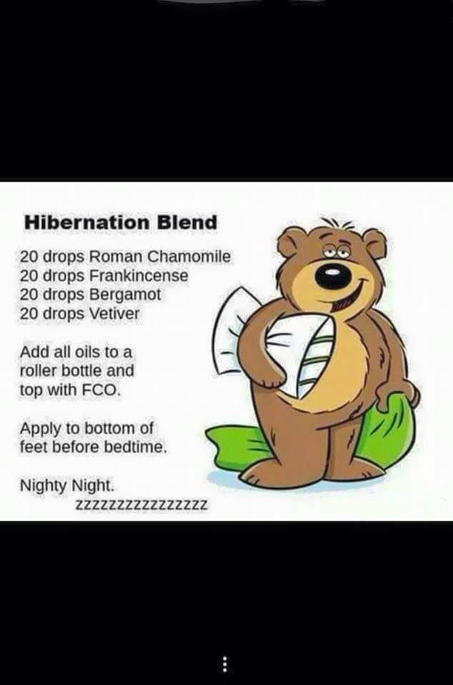 Hibernation Blend Http Mydoterra Com Christinabenumea