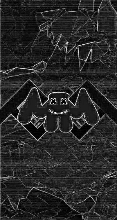 Marshmello Dj Iphone Wallpaper