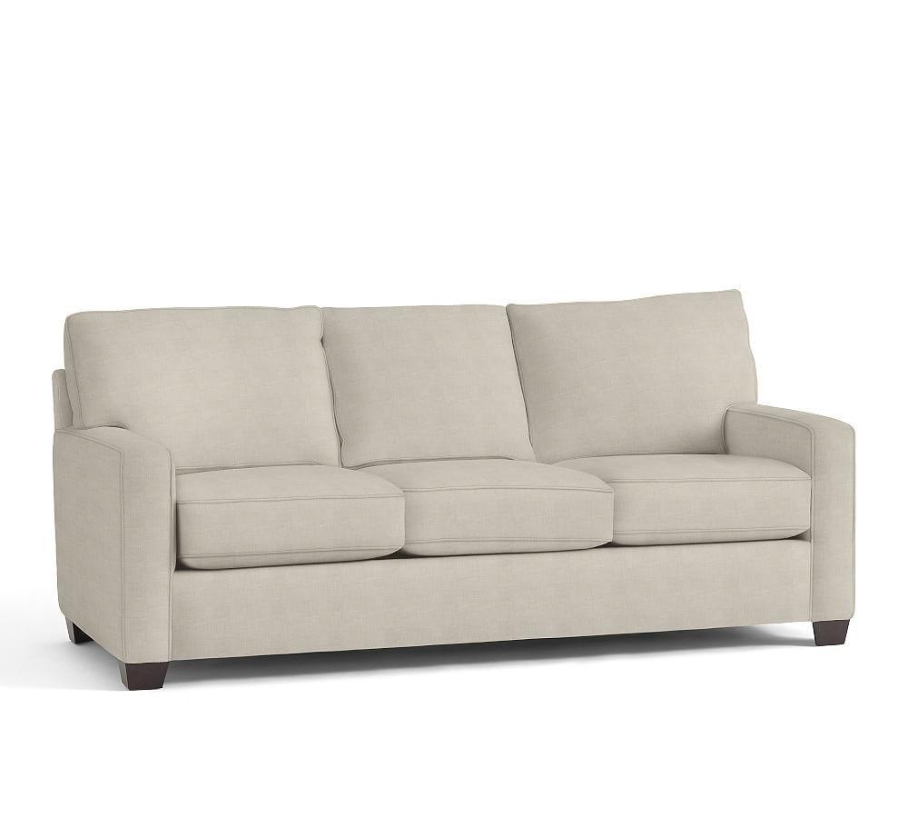 Buchanan Square Arm Upholstered Sleeper Sofa Polyester