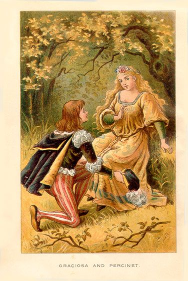 old fairy tale illustrations |...