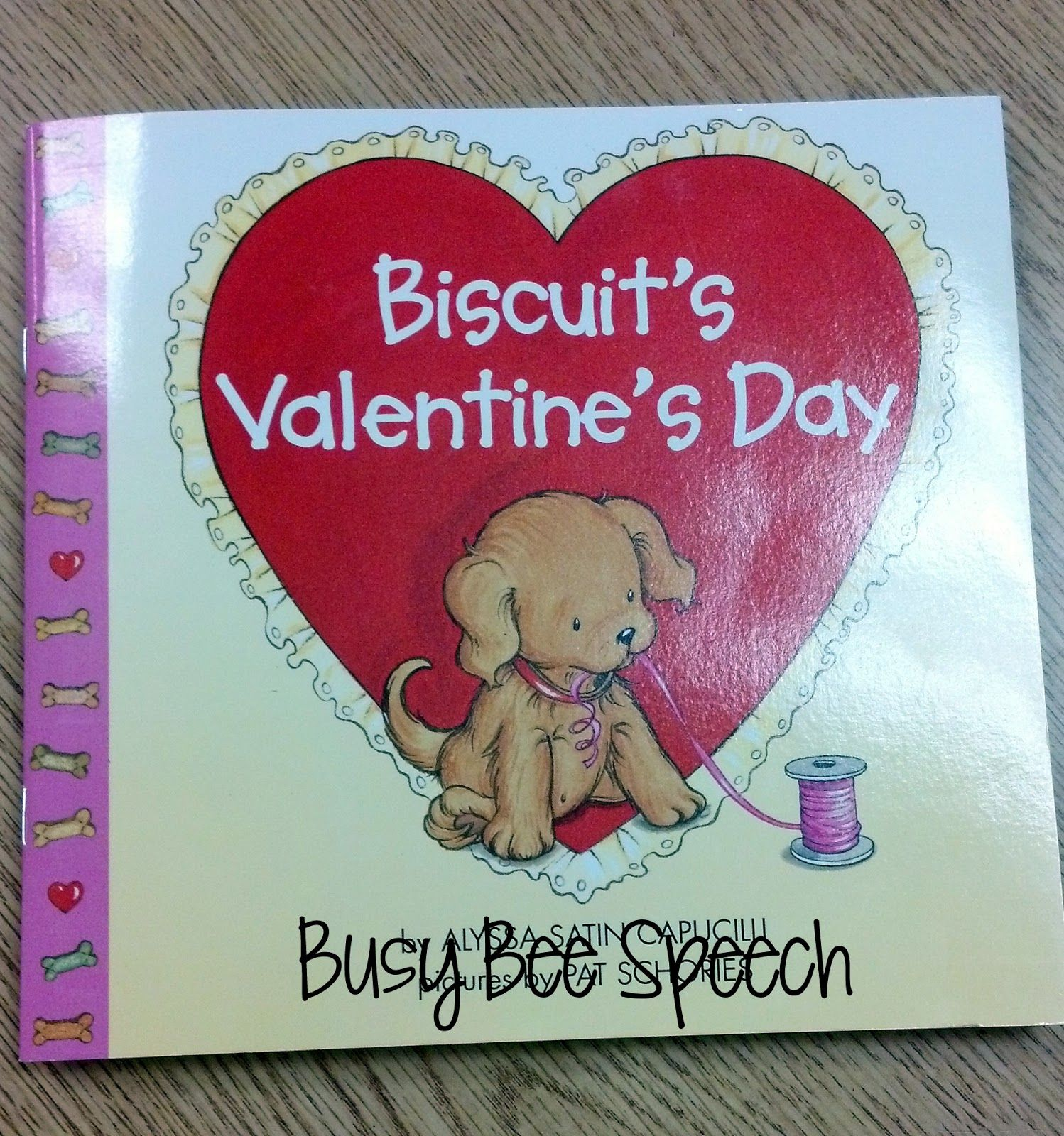 Busy Bee Speech Biscuit S Valentine S Day Freebie Mini Companion Pack For Valentine S Day